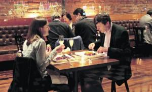 Los mejores restaurantes para conversar tranquilamente