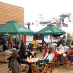 Panoramas de invierno: los mejores restaurantes en la nieve