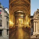 Santiago Histórico: Tres rutas para conocer la capital y sus antigüedades