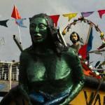 Fiesta de la primavera en Valparaíso