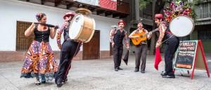 La Gala del Chinchín y el Organillo que honra el arte popular chileno