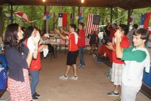 Cómo se celebra el 18 fuera de Chile