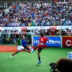 Chile es la sede del mundial de Futbol calle