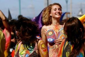 Carnaval en Valparaiso