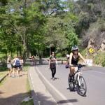 Mañana: Pedaleo por el San Cristobal