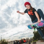 Un torneo de skate solo para chicas
