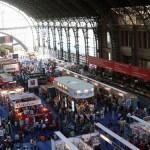 34 años de la fiesta de los libros en Santiago