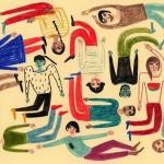 Tres dias de ilustracion en Valparaiso