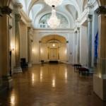 El Municipal se vuelve galeria de arte