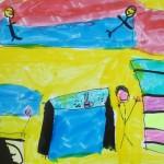 Arte para niños en Las Condes