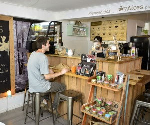 El nuevo cafe saludable de Vitacura