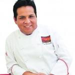 Anote los datos de un chef peruano