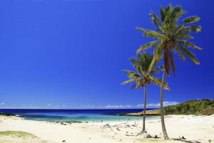Siete playas ideales para ir con niños