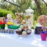 Barra de golosinas: una nueva idea para festejar