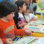 Para la mañana: Leer junto a los niños en Matucana 100