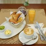 Para la mañana: Desayunar en el nuevo café de Providencia