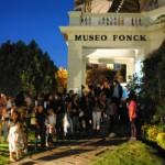 Un paseo nocturno por un museo viñamarino