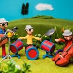 Un concierto divertido para los más pequeños