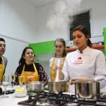 Con las manos en la masa: a clases con los chefs expertos