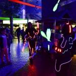 Para la noche: Una fiesta flúor en Kidzania