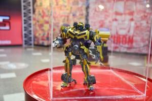 Ganadores: entradas para Transformers Animatronics