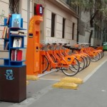 Una pausa literaria sobre ruedas
