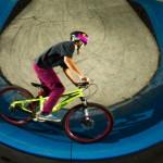 Una pista para vivir la adrenalina sobre ruedas