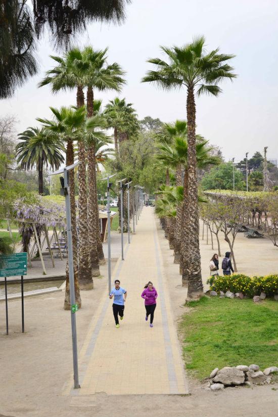 Parque Inés de Suárez