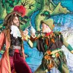 Peter Pan estará este finde en Las Condes
