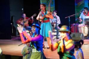 Ciclo de música para niños en enero