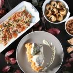 Comer en casa para el Día de la Madre