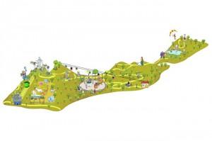 100 años del Parque Metropolitano: Los 7 rincones más desconocidos