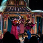 Shakespeare para niños en el Municipal de Santiago