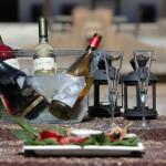 Fiesta del vino en Parque Bicentenario
