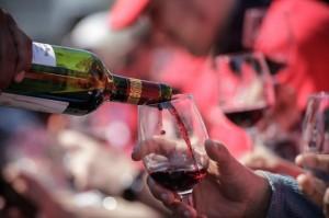 Feliz Día del Vino, con carmenère
