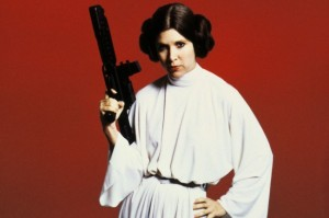 Maratón de Star Wars: recordar a Carrie Fisher
