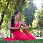 Gratis: Practicar yoga mirando la ciudad