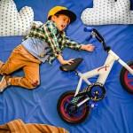 Niños extremos: adrenalina en vacaciones