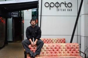 Cuatros datos del chef de Oporto