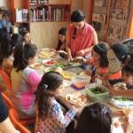 Tres talleres para que los niños no se aburran