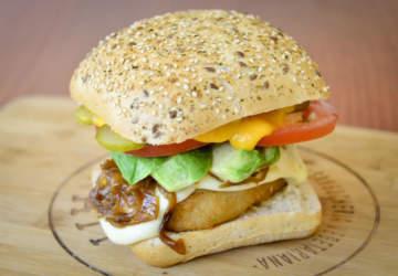 manatí hamburguesas vegetarianas
