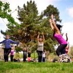 Trekking + yoga en el Parque Metropolitano