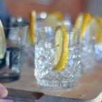 Gin a mitad de precio en Manuel Montt