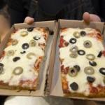 3 lugares donde comer pizza a $ 1.000 en Providencia