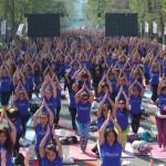 Concurso: Practicar yoga al lado del Mapocho