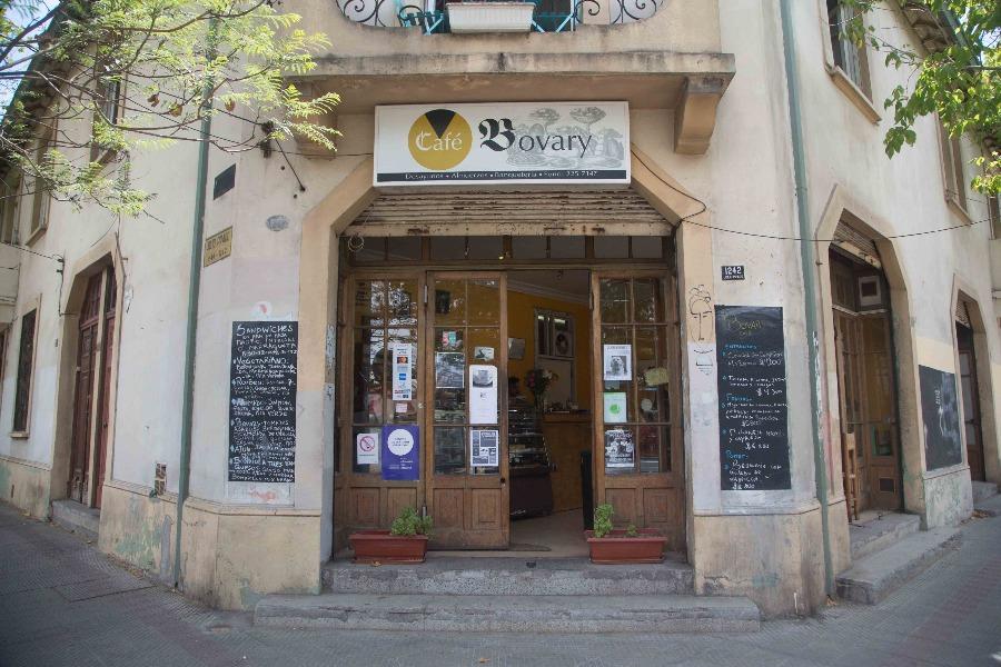 Café Bovary