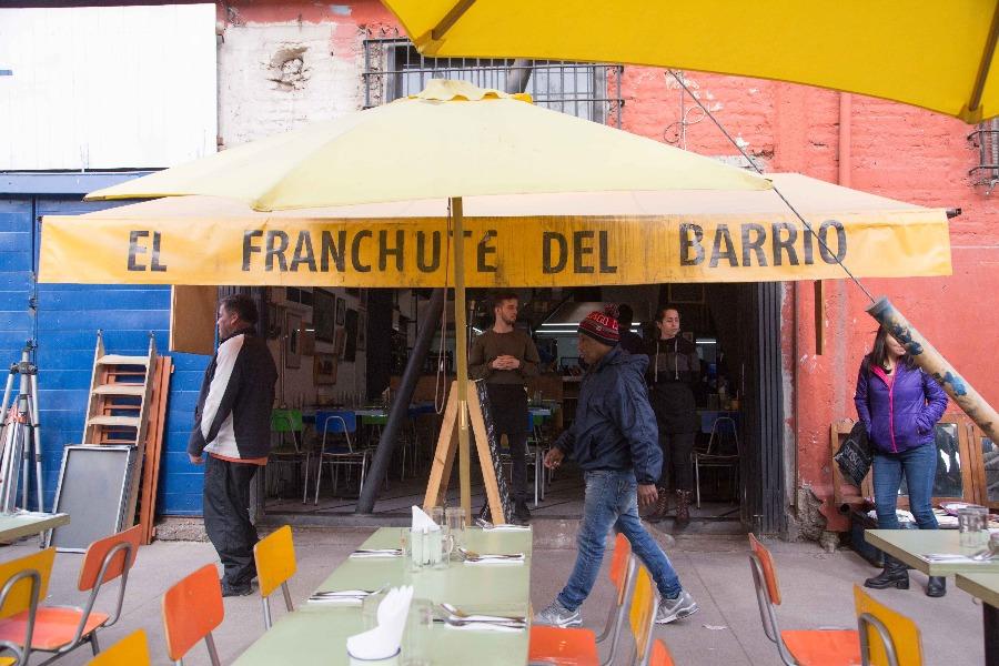 El Franchute del Barrio