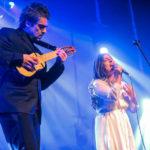 Javiera y Ángel cantarán a Violeta Parra en el Municipal de Santiago