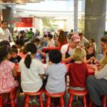 Gratis: Talleres navideños para niños en un mall