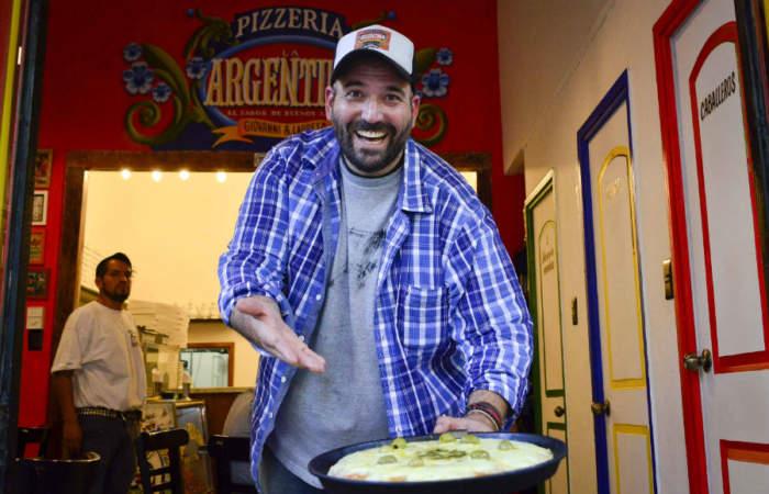 Prepárate para salivar: Argentina Pizzería, la mejor de barrio Italia